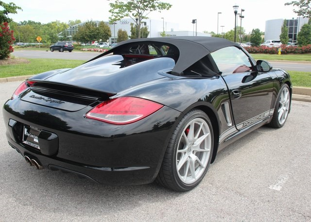 Certified Pre-Owned 2012 Porsche Boxster Spyder