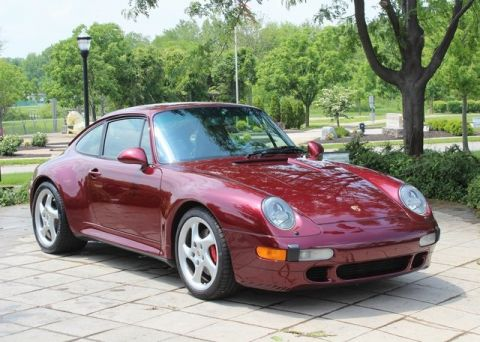 Pre-Owned 1998 Porsche Carrera 4 S Coupe