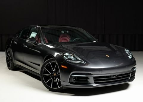 New 2020 Porsche Panamera 4 Sedan In Louisville P20252 Blue Grass Motorsport